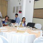 Sri Lanka delegates