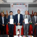 SAIEVAC and the Government of Nepal signs MOU