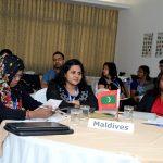 Maldives delegates