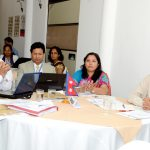 Nepal delegates